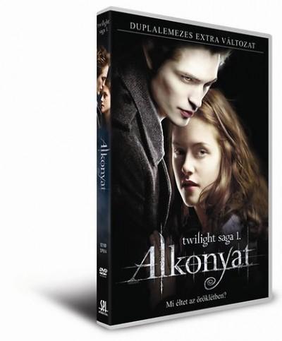 Catherine Hardwicke - Twilight - Alkonyat - 2 DVD