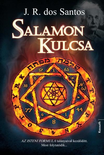 José Rodrigues Dos Santos - Salamon kulcsa