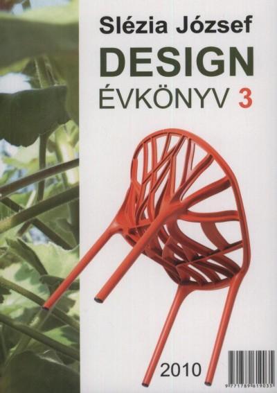 Slézia József - Design évkönyv 3 - 2010