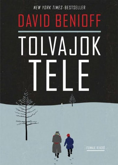 David Benioff - Tolvajok tele