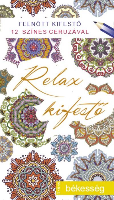 - Békesség - Relax kifestő