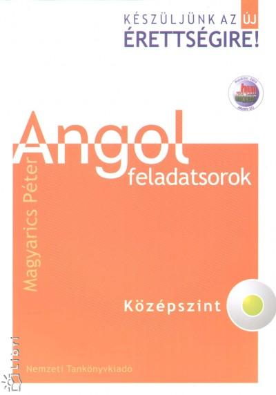 Magyarics Péter - Angol feladatsorok - Középszint