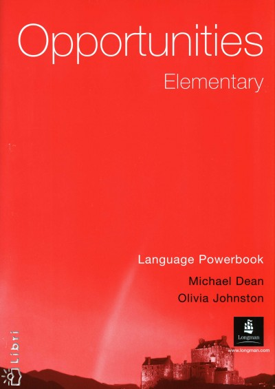 Michael Dean - Olivia Johnston - Opportunities Elementary Language Powerbook