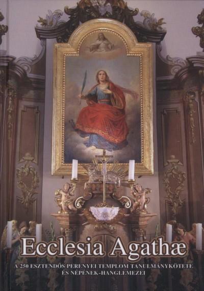 Medgyesy S. Norbert  (Szerk.) - Ecclesia Agathae