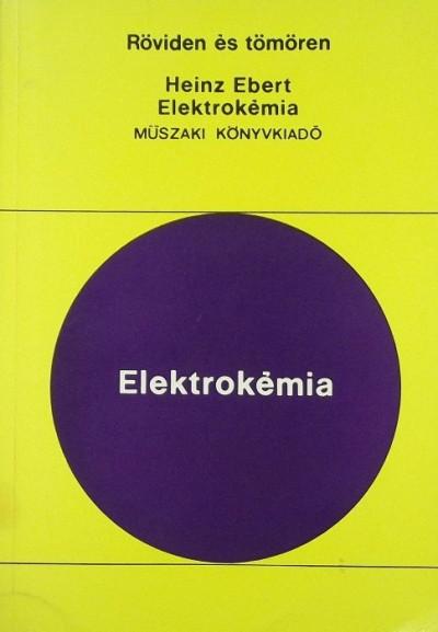 Heinz Ebert - Elektrokémia