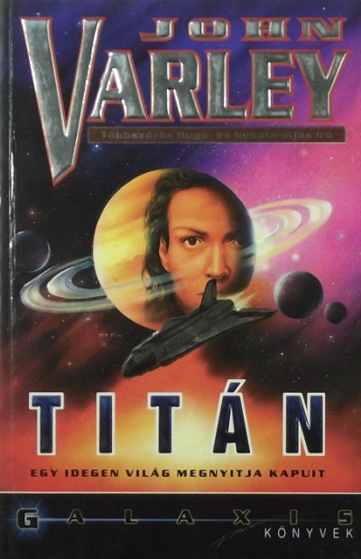John Varley - Titán