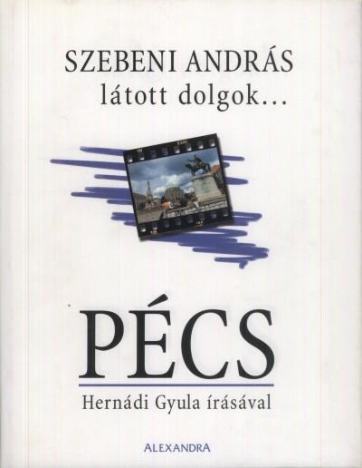 Hernádi Gyula - Látott dolgok... Pécs