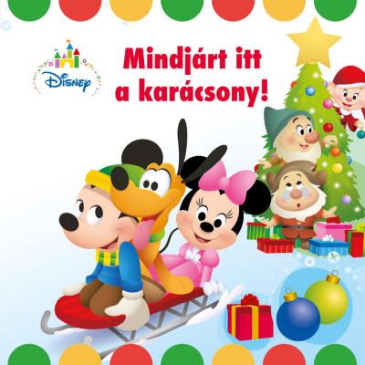 - Disney Baby - Mindjárt itt a karácsony!