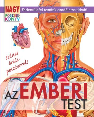 - Nagy poszterkönyv - Az emberi test