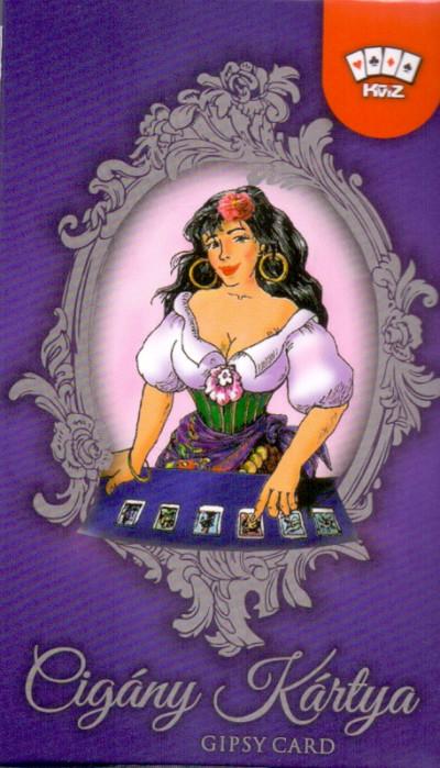 - Cigány kártya
