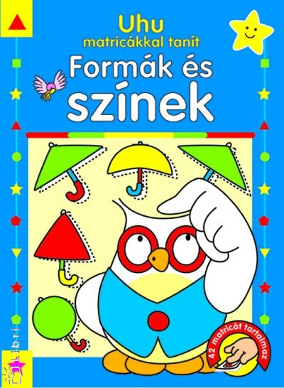 - Uhu matricákkal tanít - Formák és színek