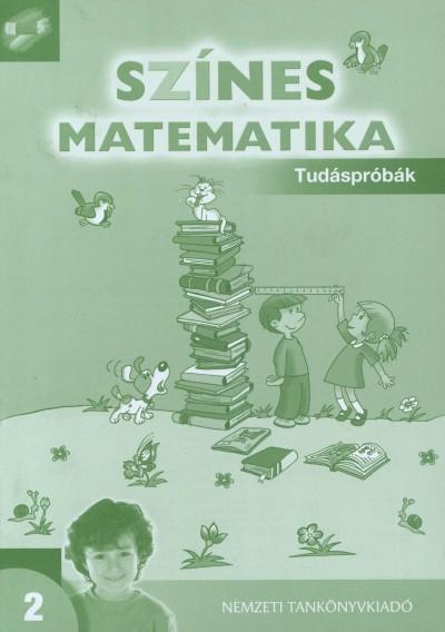 Nagy-Baló András - Színes matematika 2. - Tudáspróbák