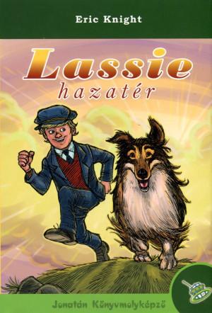 Eric Knight - Lassie hazat�r