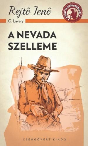 Rejt� Jen� - A Nevada szelleme