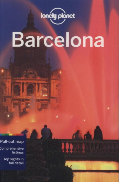 - Lonely Planet Barcelona