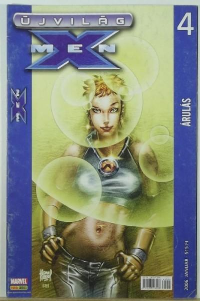 - Újvilág: X-Men 4. - Árulás