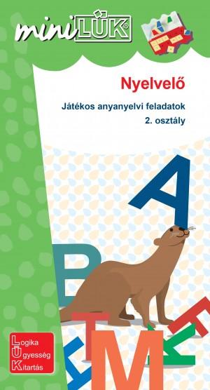 Nyelvelő - Játékos anyanyelvi feladatok 2. osztály 165bbf4f19