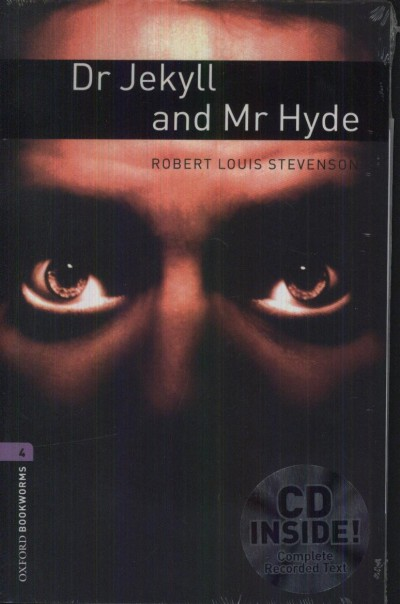 Robert Louis Stevenson - Dr. Jekyll and Mr. Hyde - CD Inside