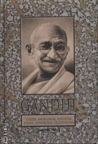 Aklan Anna Katalin  (Összeáll.) - Gandhi