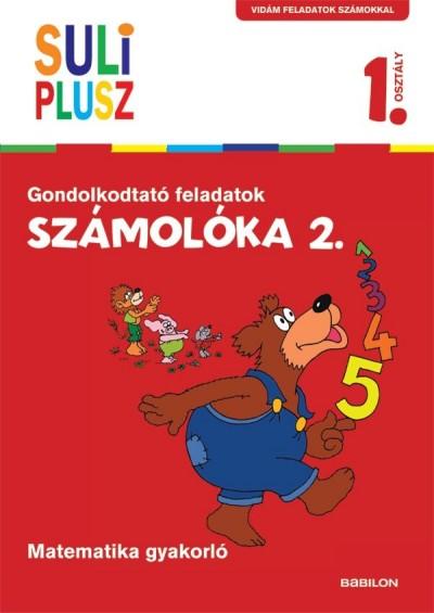 Bencze Mariann  (Szerk.) - Számolóka 2. - Gondolkodtató feladatok
