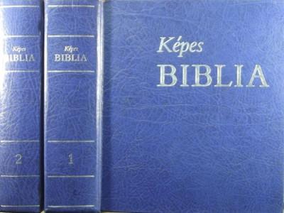- Képes Biblia I-II.