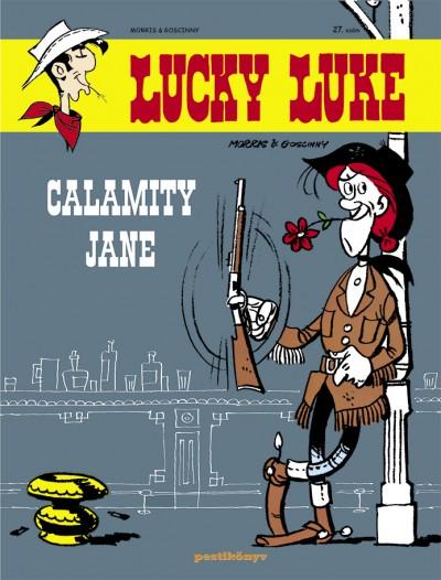 - Lucky Luke 27. - Calamity Jane - Képregény