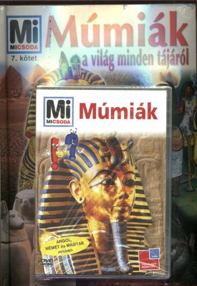 Renate Germer - Múmiák a világ minden tájáról + Múmiák DVD