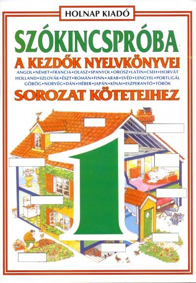 Ágoston Katalin  (Szerk.) - Szókincspróba 1.