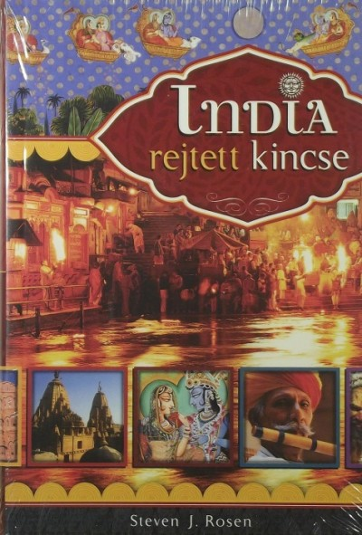 Steven J. Rosen - India rejtett kincsei