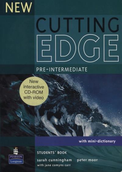 Jane Comyns Carr - Sarah Cunningham - Peter Moor - New Cutting Edge Pre-Intermediate Students' Book