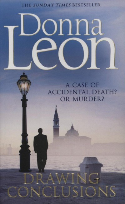 Donna Leon - Drawing Conclusions