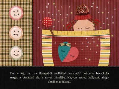Both Gabi - Kassay Réka - Az álomgubók (altatómese) - Diafilm