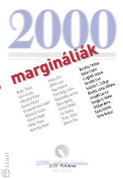MARGINÁLIÁK 2000