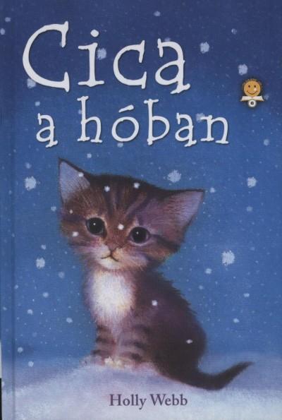 Holly Webb - Cica a hóban