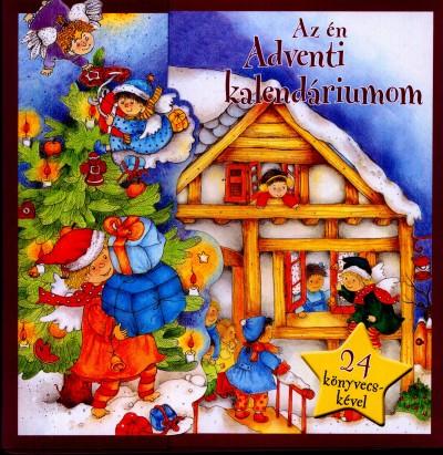 Rolf Polander - Az én adventi kalendáriumom - lila
