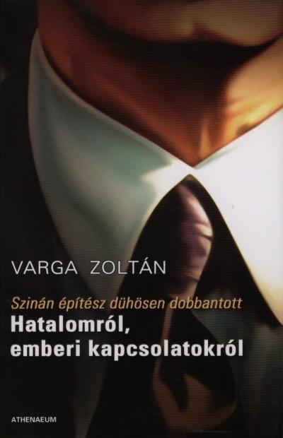 Varga Zoltán - Szinán építész dühösen dobbantott
