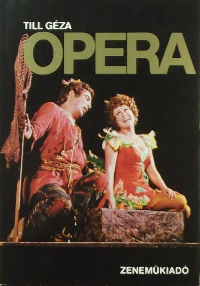 Till Géza - Opera