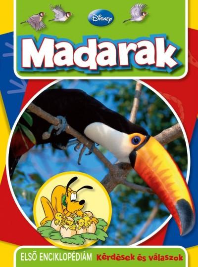 - Madarak - Első enciklopédiám