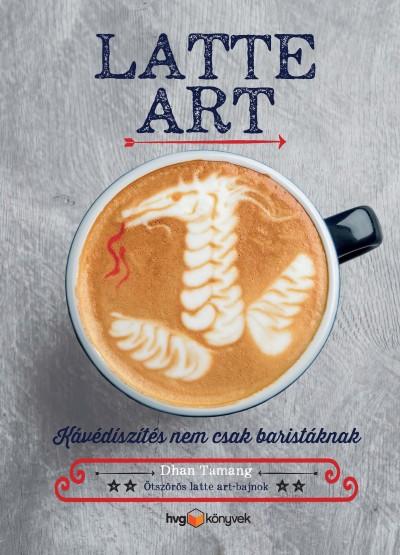 Dhan Tamang - Latte art
