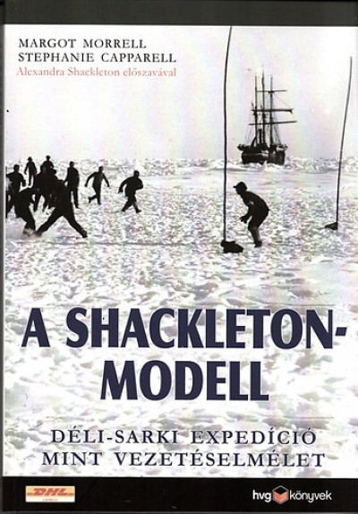 Capparell Stephanie - Morrell Margot - A Shackleton-modell