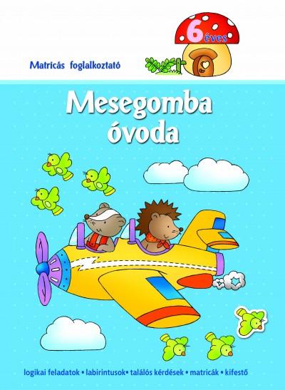 Renata Wiacek - Mesegomba óvoda - 6 éves