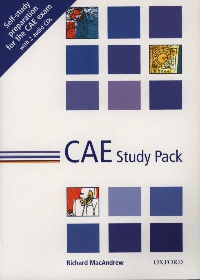 Richard Macandrew - CAE Study Pack