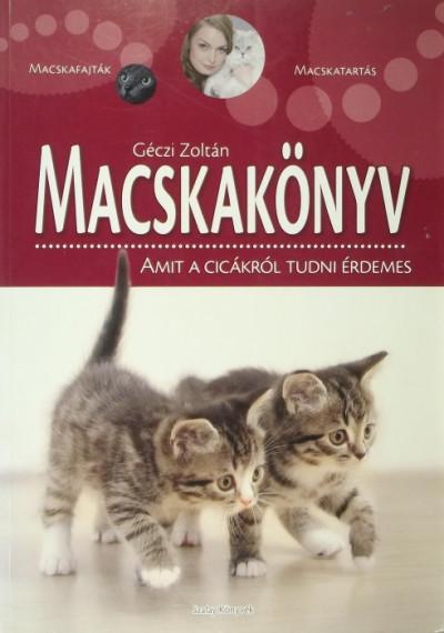 Géczi Zoltán - Macskakönyv