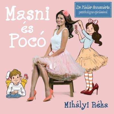Mihályi Réka - Masni és Pocó - CD
