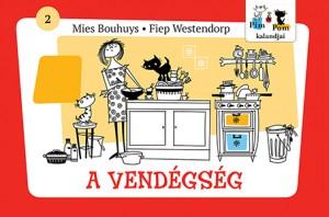 Mies Bouhuys - Fiep Westendorp - Pim �s Pom kalandjai - A vend�gs�g