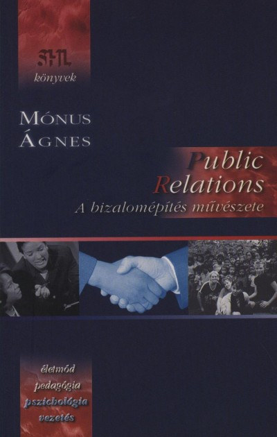 Mónus Ágnes - Public Relations