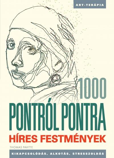 Thomas Pavitte - 1000 Pontról pontra - Híres festmények