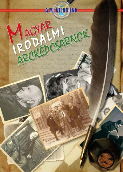 Borza Tünde - Magyar irodalmi arcképcsarnok