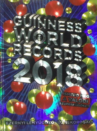Craig Glenday  (Szerk.) - Guinness World Records 2018