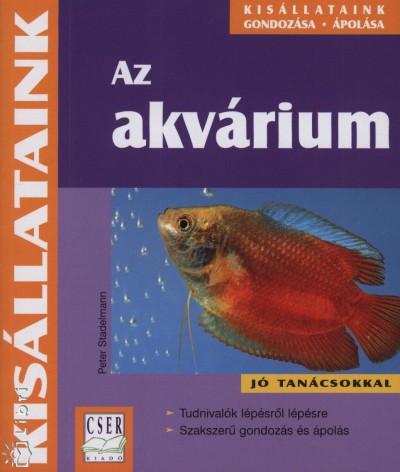 Peter Stadelmann - Az akvárium